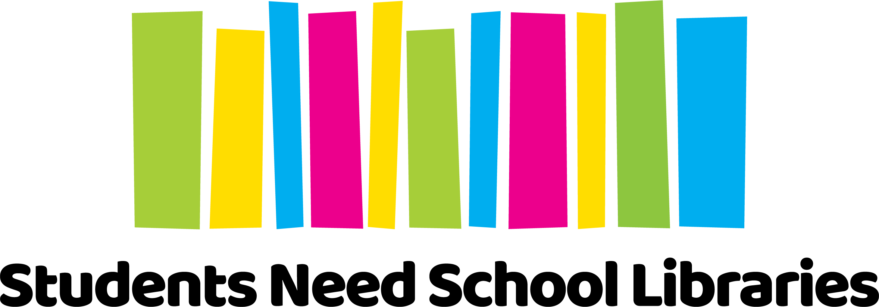 Students Need School Libraries Logo